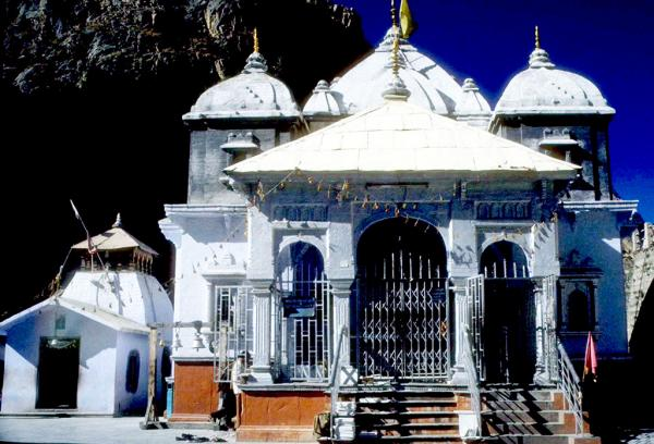 Photo of Gangotri Temple