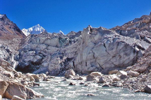 Photo of Gaumukh - source of the Ganges