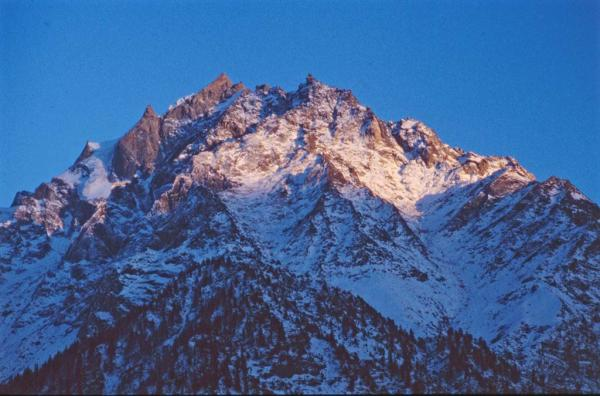 Photo of Jorkanden (Kinnaur-Kailash massif)