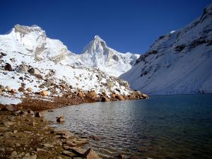 Thalay Sagar from Kedartal