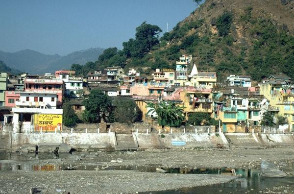 Photo of Bageshwar, town in North India