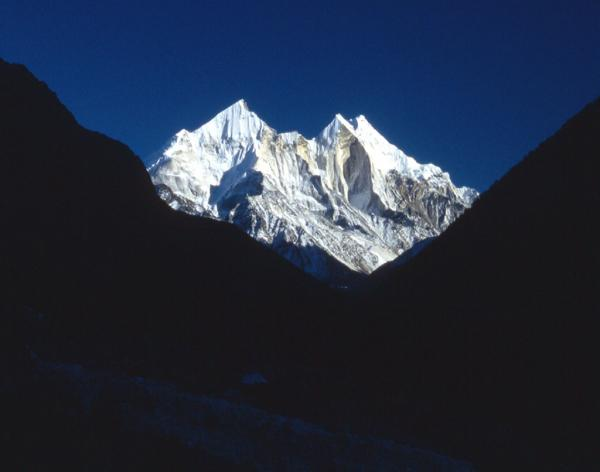 Photo of Bhagirathi peaks
