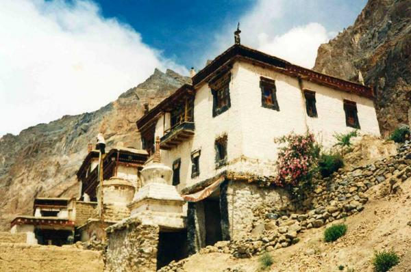 Photo of Lingshet Monastery
