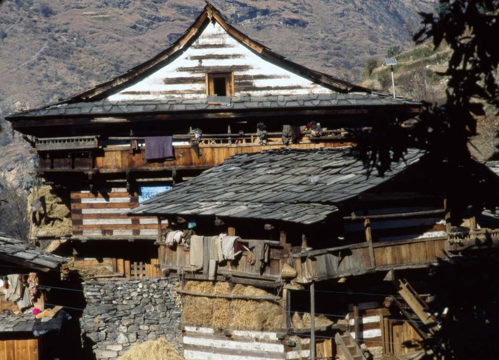 House By The Yamuna Himalayan Images