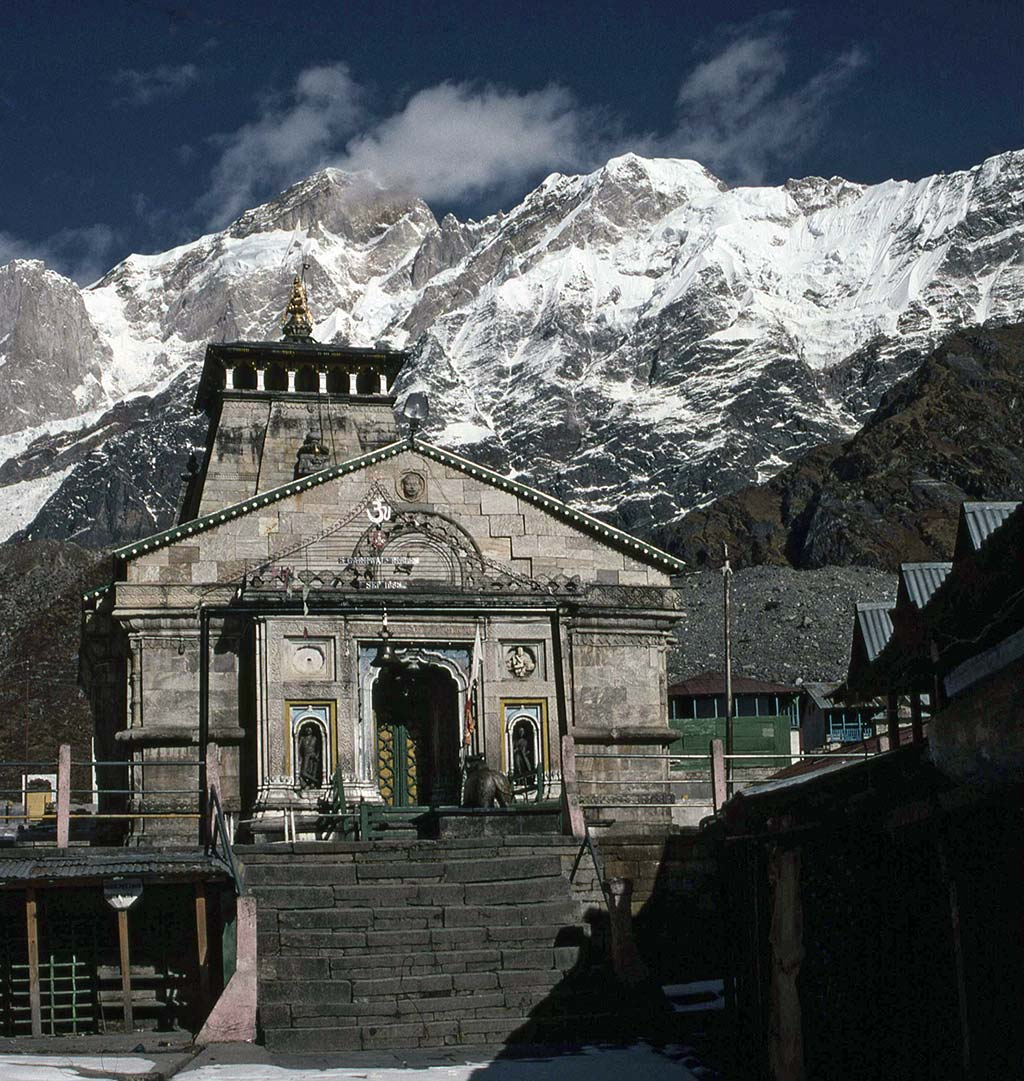 kedarnath temple Kedarnath temple is a hindu temple for lord shiva which has a good tourist attraction situated in the rudhra himalaya range, which is 3584m above the sea level.