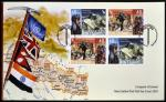 Stamps printed in New Zealand dedicated to conquest of Everest, circa 2003