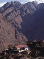 School in Josimath, Garhwal Himalaya, India